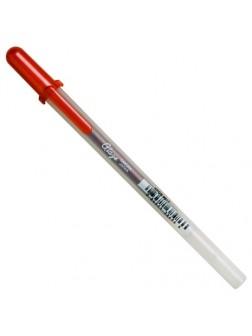 Gelové pero glazura - Žlutá