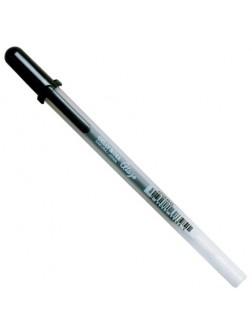 Gelové pero glazura - Černá