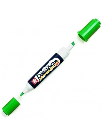 Sakura® popisovač Permapaque® 0.8 / 5.5 mm - žluto zelená