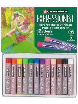 Olejové pastely Expressionist™ 12 barev