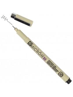 Pigma Micron® 03 - 0.35mm - černý
