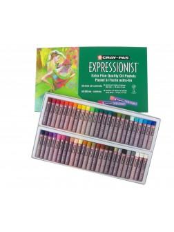 Olejové pastely Expressionist™ 50 ks