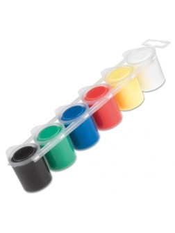 Plakátové barvy 25 ml - základních 6 barev