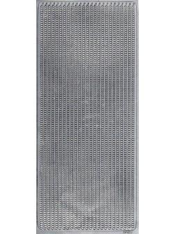Nálepky 3D Stříbrná - Drobné řetízky