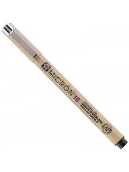 Sakura® pero Pigma Micron® 10 - 0.6 mm - černá