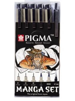 Manga set Pigma